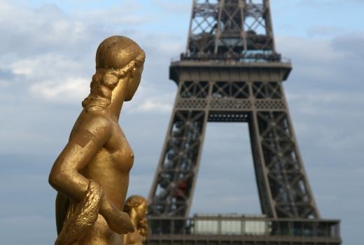 Na víkendovou dovolenou do romantické Paříže - centra kultury, historie a v