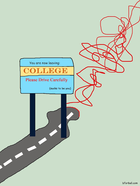 What about… your college major?