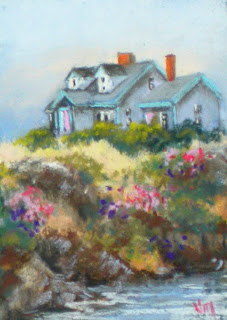 Nita L 233 Ger Casey Cottage By The Sea