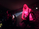 HammerFall, Bucuresti, Hard Rock Cafe, 30 noiembrie 2011 - Pontus, Oscar
