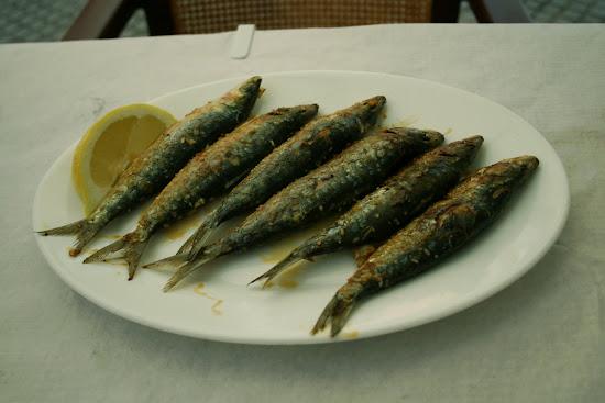 Que significa soñar con sardina
