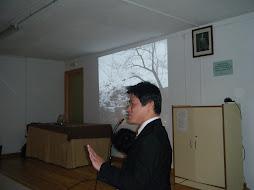 CHARLA CONJUNTA DEL SEÑOR MASUHIRO EN EL IES ALBAYTAR LA CULTURA JAPONESA.11-4-2011