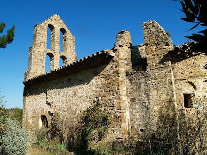 Església de Sant Pere de Vallhonesta