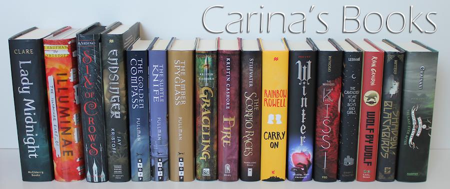 Carina's Books