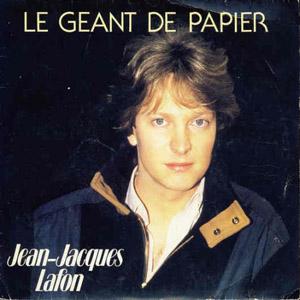Jean Jacques Lafon - La Géant de Papier