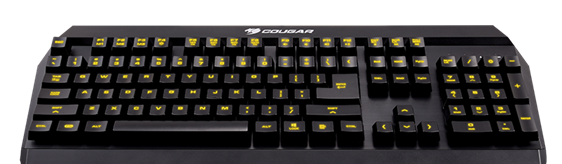 COUGAR 450K Gaming Keyboard