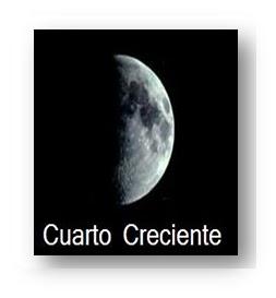 Centro holistico luz aura astrolog a la influencia de la Cuando hay luna creciente