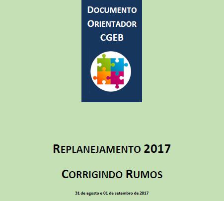 REPLANEJAMENTO 2017