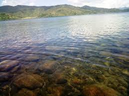 Objek Wisata Danau (Kembar) Atas Danau Bawah Solok Sumatera Barat (Sumbar)