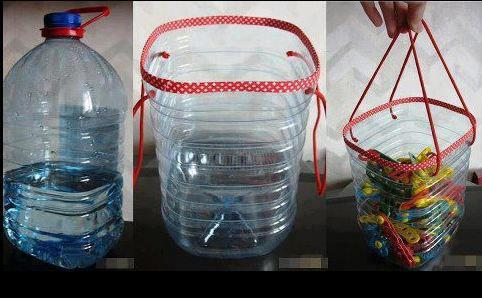 Bekas Simpanan Air Bekas Air Yang di Ubah Menjadi