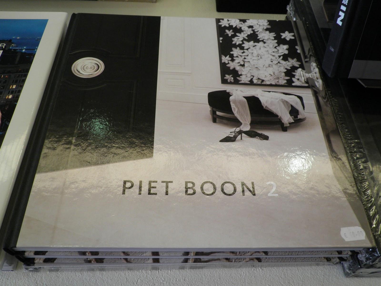 ByElisabethNL: INTERIEURBOEK: PIET BOON 2