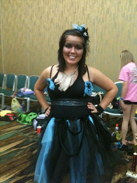 They had been in Biloxi for Jessica to dance in a competition.