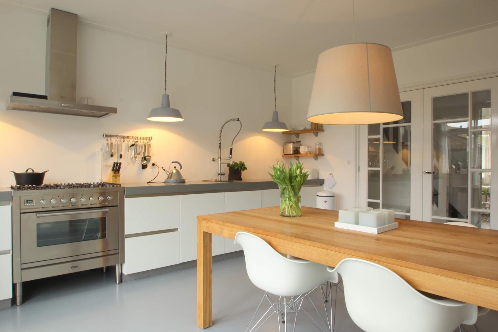 Aanbouw Open Keuken : Open keuken jaren woning gallery of interieur voorbeelden