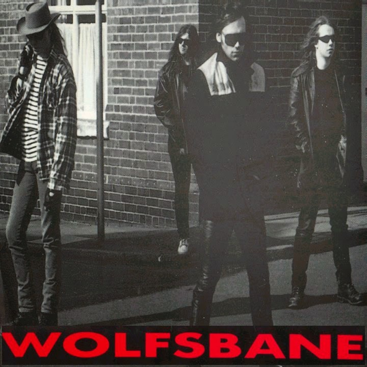 Wolfsbane - All Hell's Breaking Loose Down At Little Kathy Wilson's Place!