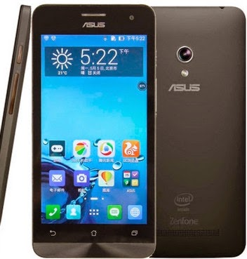 Harga Asus Zenfone 5 A500CG RAM 2GB