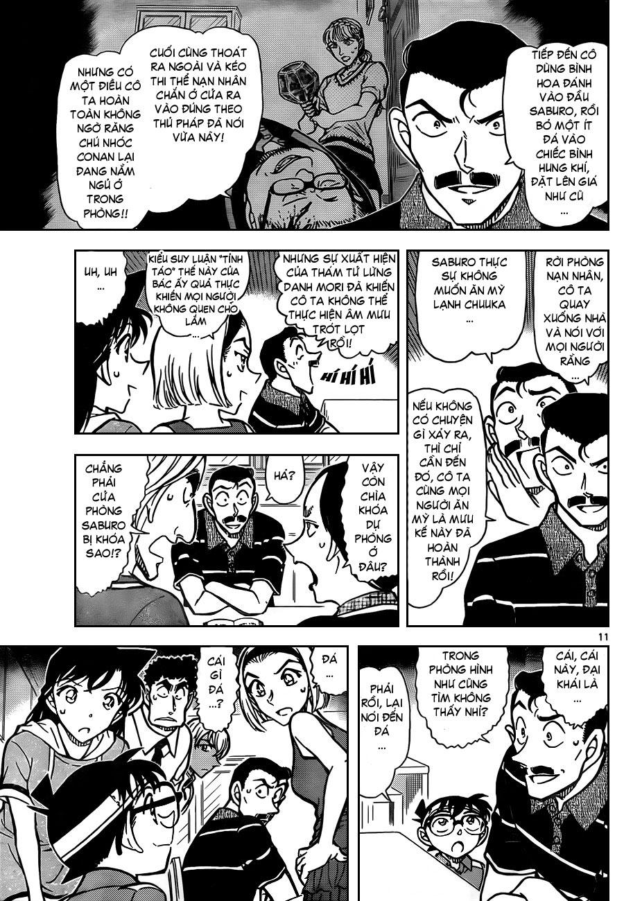 Thám Tử Lừng Danh Conan - Chapter 827 - Pic 12