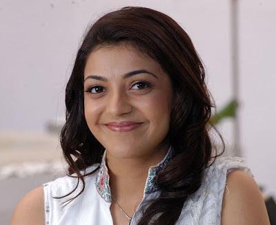 kajal agarwal cute smile