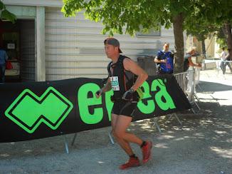 Festa trail. Marathon de l'Hortus 2014.