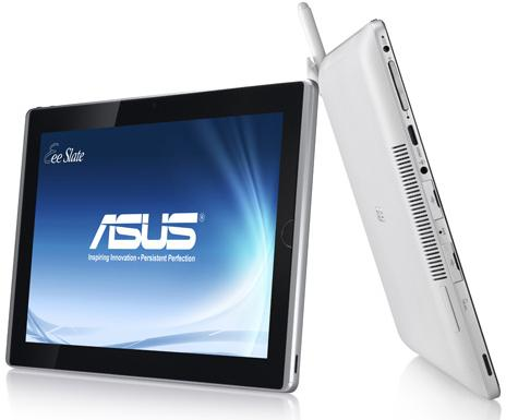 Asus EP121 Windows 7 tablet