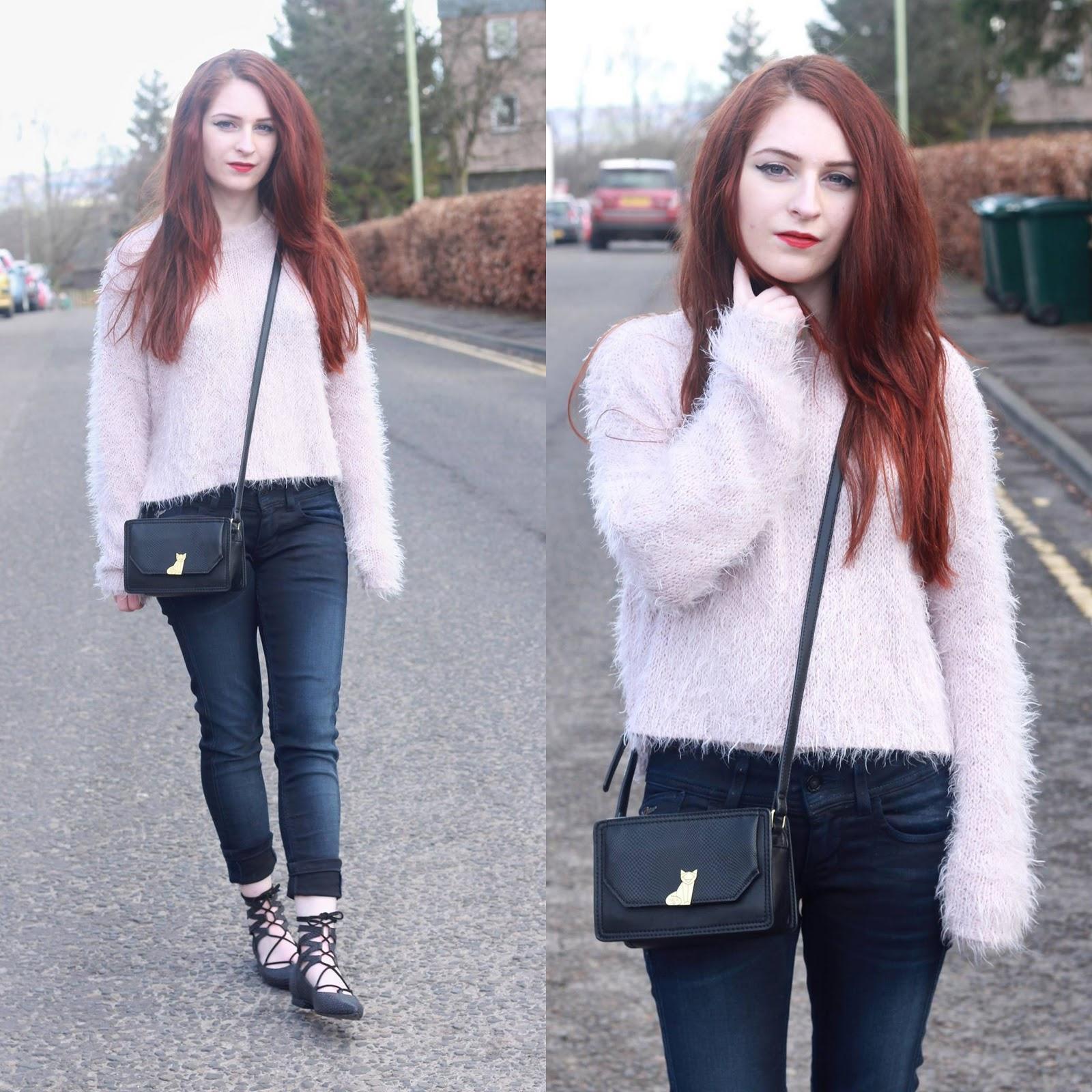dune london, g-star raw lynn jeans, asos jumper, nica venice bag, style blog,