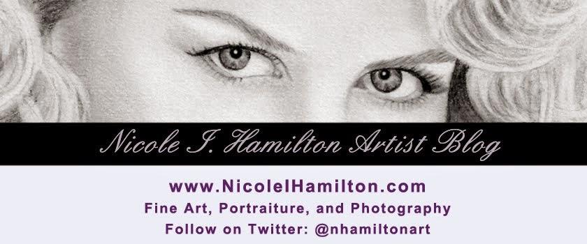 <center>Nicole I. Hamilton Artist Blog</center>