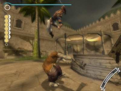 Prince Of Persia 4: The Sands Of Time Screenshots