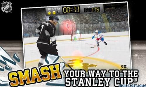 NHL Hockey Target Smash v1.2.0 [Mod Money]