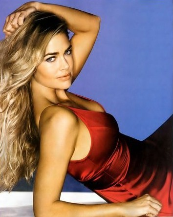 denise richards starship. Denise Richards Measurements