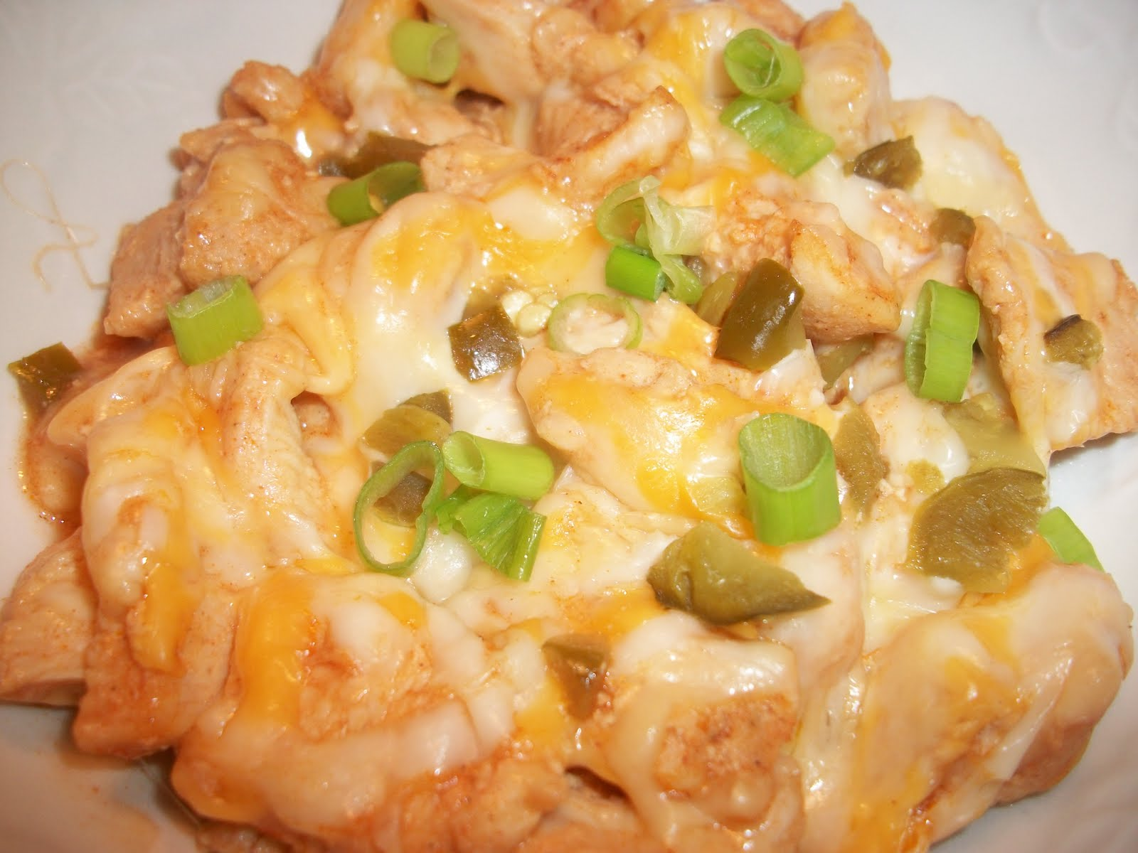 Mexican Chicken | Sandy\'s Kitchen