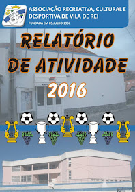 Relatório de Atividade 2016