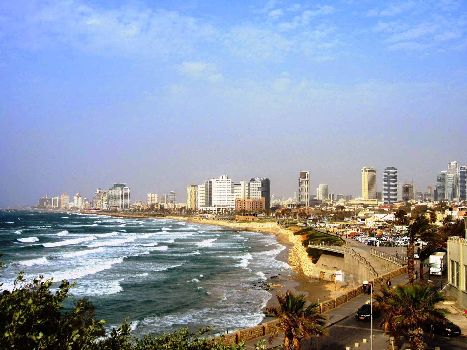 Tel Aviv, Israel / Souvenir Chronicles