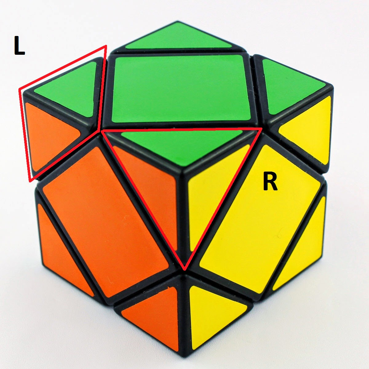 Squished Skewb vs Skewb Video Tutorial