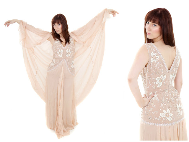 temperley-gown