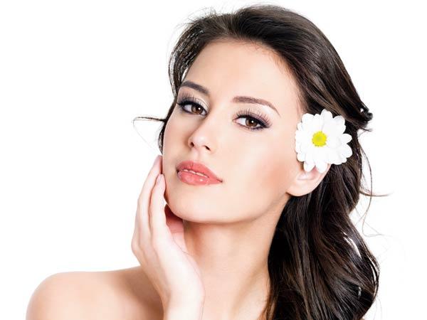 Foto Wanita Cantik Awet Muda Wajah Putih Stem Cell Grwoth Factor