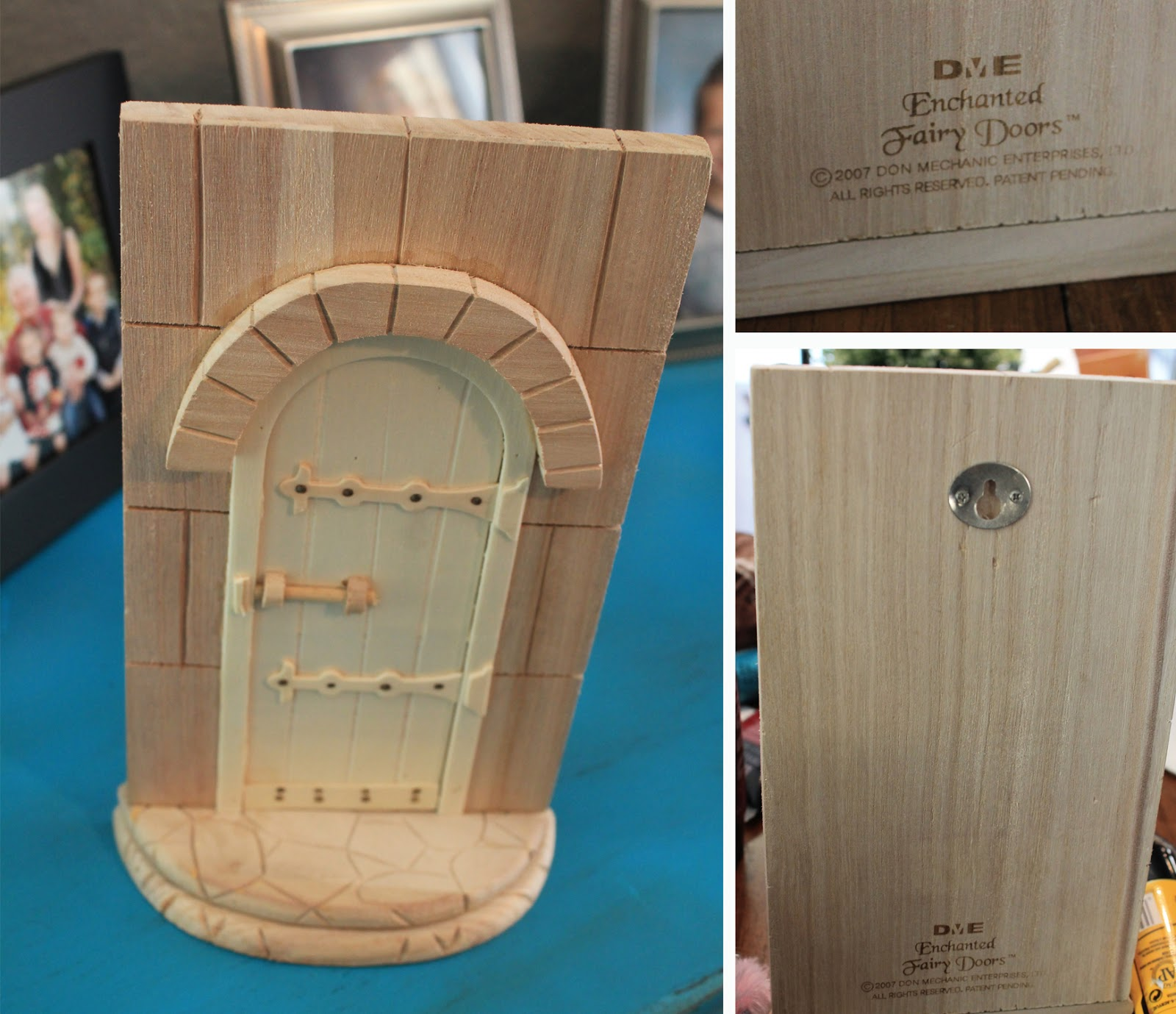 Creatively quirky at home the tooth fairy visit for Tooth fairy door