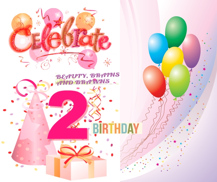 Happy Second Birthday HD Greetings Download