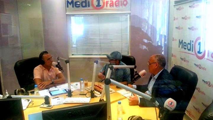 عبد السلام البوطيبي على راديوا ميدي 1