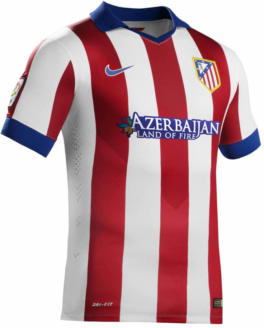 ... madrid 14 15 home kit this is the new atlético madrid 2014 2015 home