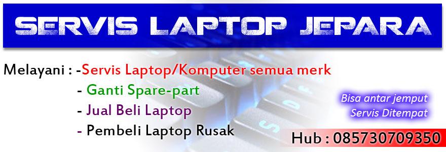 Servis Laptop Jepara