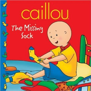 I can't stand Caillou