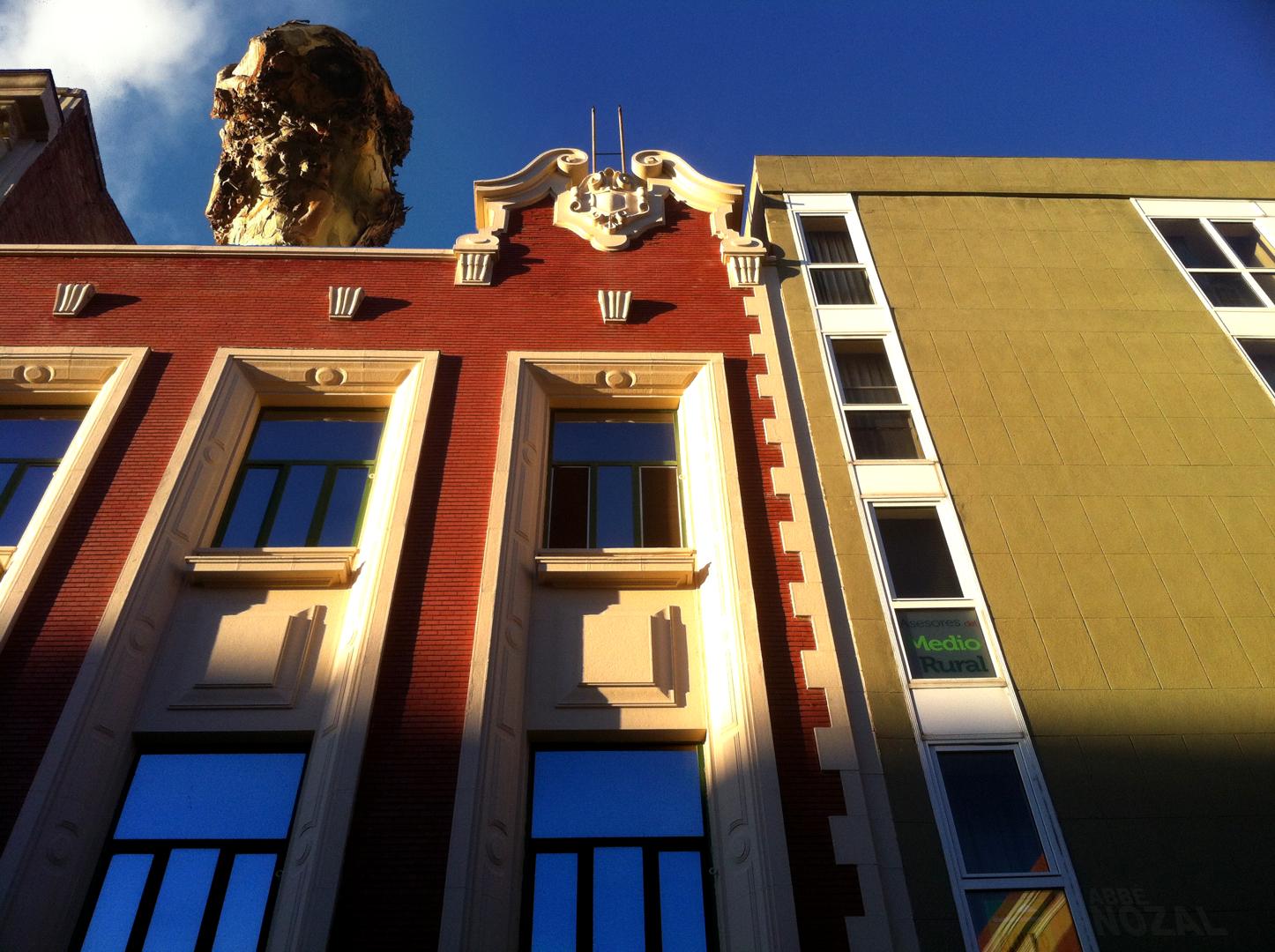 Nuevos entornos para la escultura urbana, 2014 Abbé Nozal