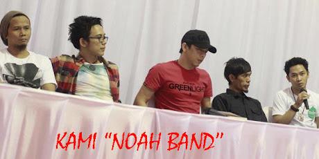 Arti Nama Noah Band Pengganti Nama Peterpan