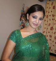 Sadia Jahan Prova in Sari