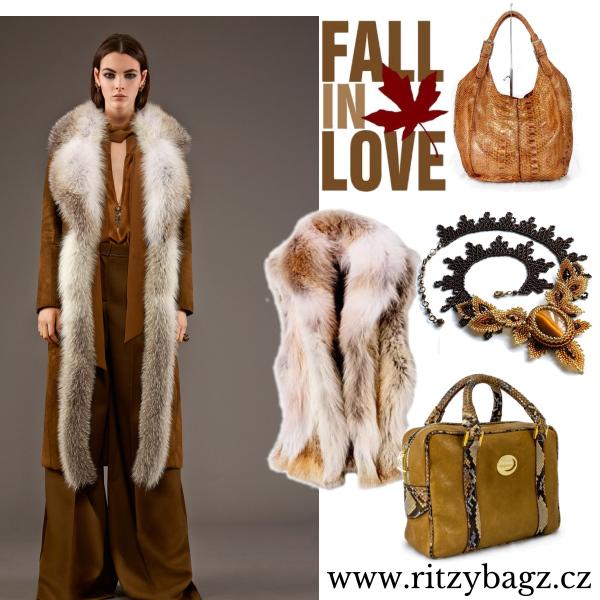Ritzy Bagz Podzimní inspirace
