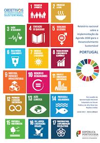«Relatório nacional sobre a implementação da Agenda 2030 para o desenvolvimento sustentável».