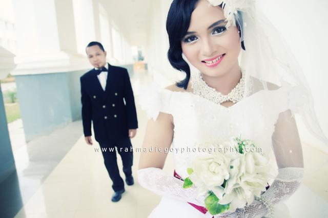 foto Prewedding Agus & Dewi