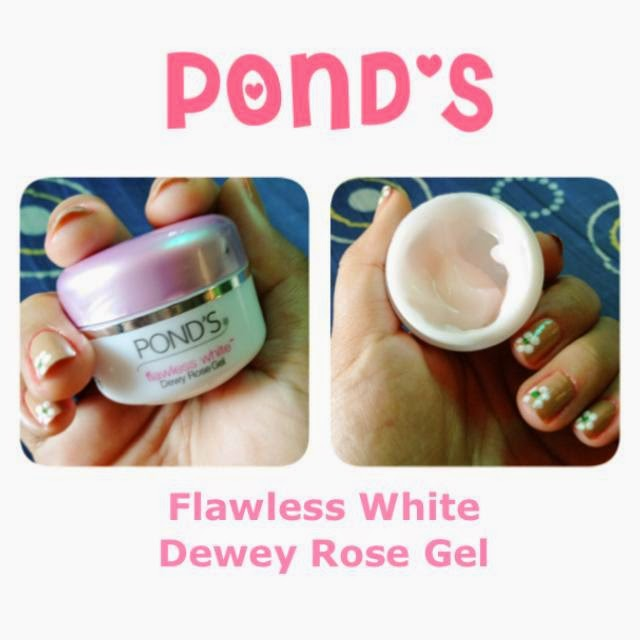 Pond's Flawless White Rose Gel