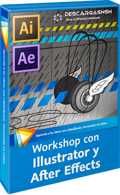 Video2Brain: Workshop Adobe Illustrator y Adobe After Effects (2012)