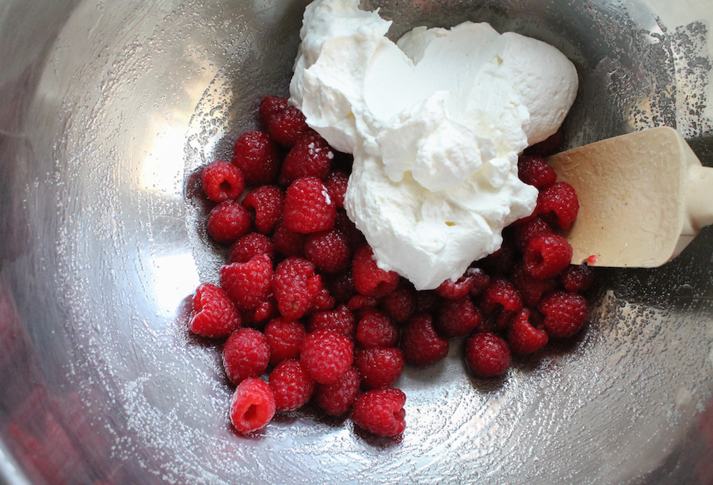 Food Lust People Love: Raspberry Cointreau Syllabub