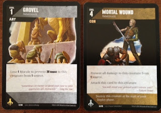 Dungeon Command Tyranny of Goblins cards